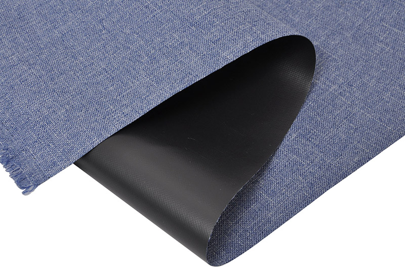 PVC Cationic Fabric 600D600D64TCATION