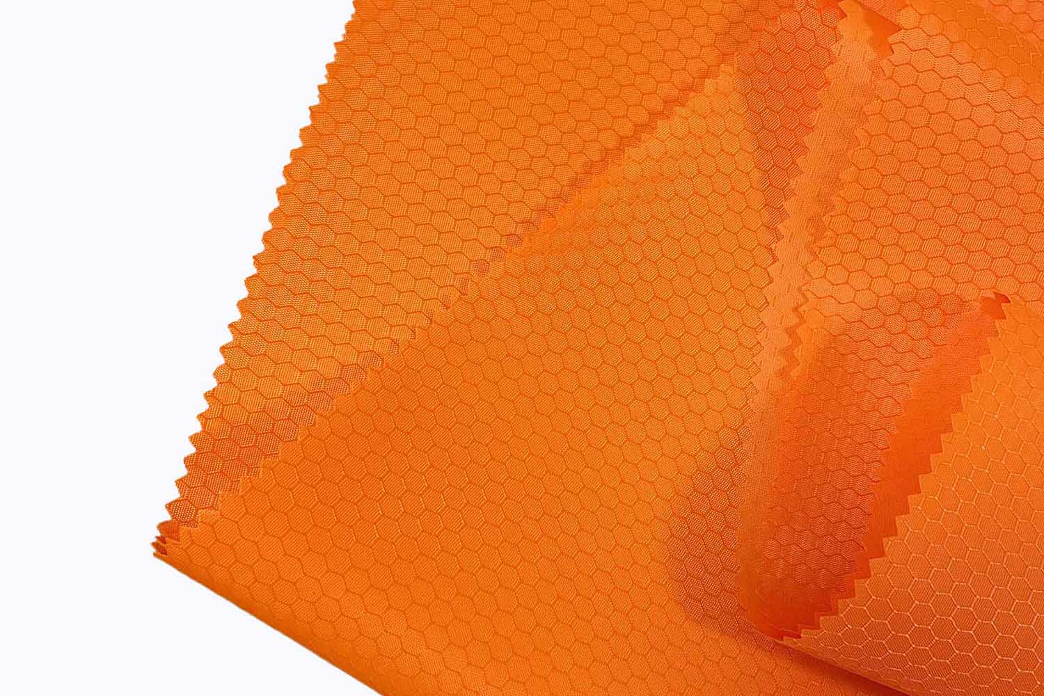 420D Honeycomb Waterproof With 1000MM PU Coated